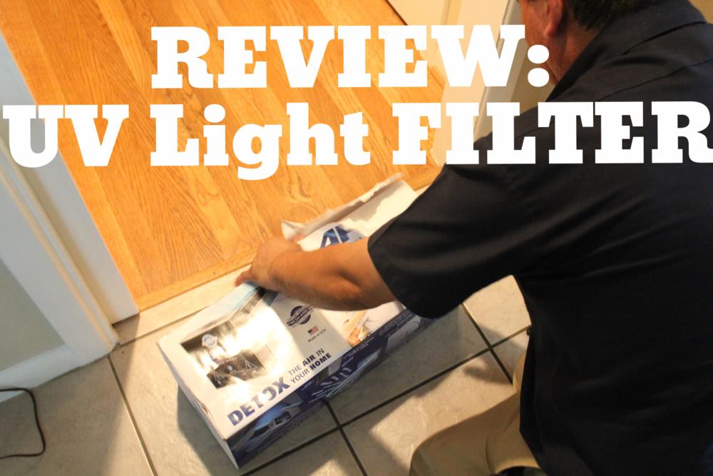 review uv light installation into houston hvac system. Black Bedroom Furniture Sets. Home Design Ideas