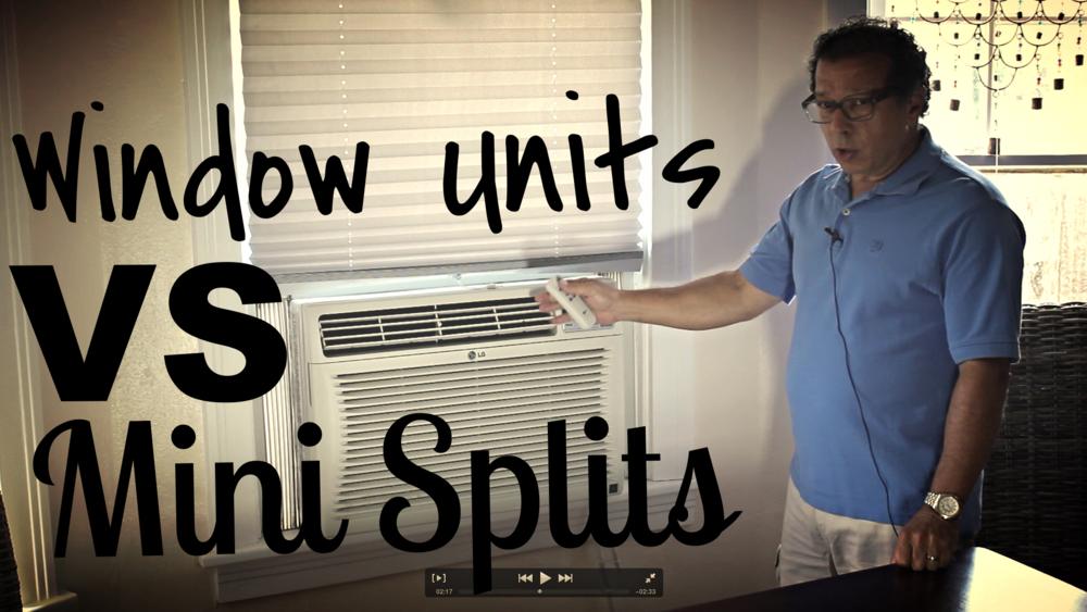 Window Unit Vs Mini Split