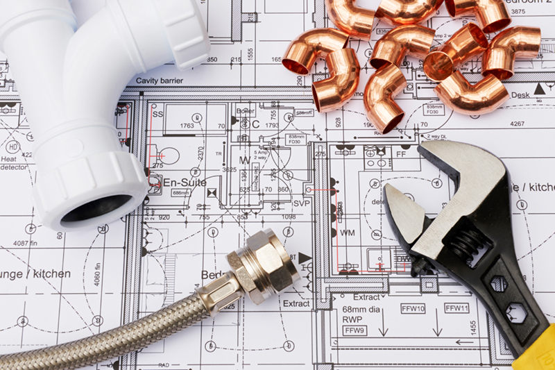 Replacement & Repipe Plumbing | Mission A/C and Plumbing