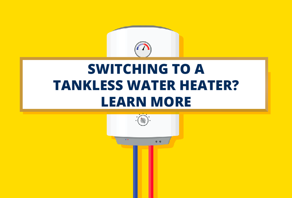 Should I Switch to a Tankless Water Heater?
