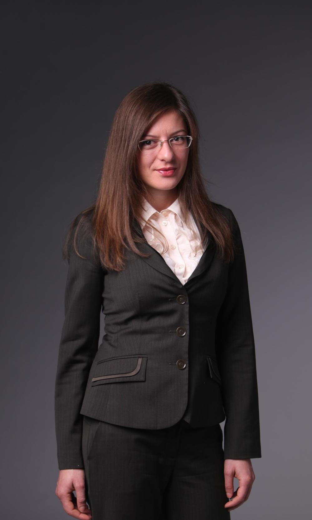 Silvia Ovcharova