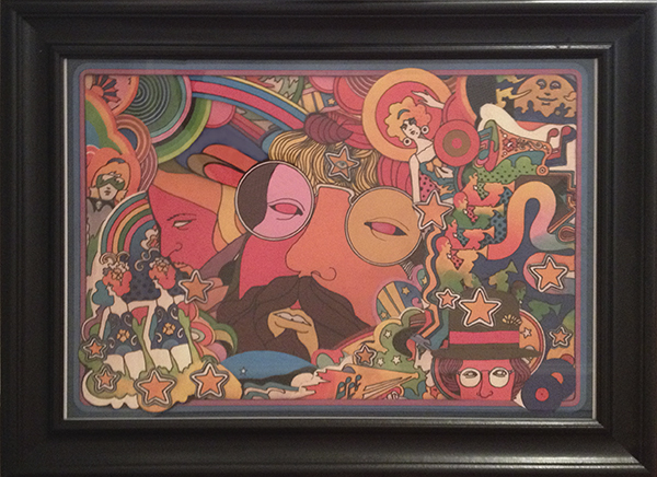 Yamabushi - Hippie World - $200 (1off print)