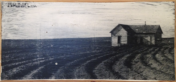 Ishmael - Dust Bowl – Dorthea Lang - $200