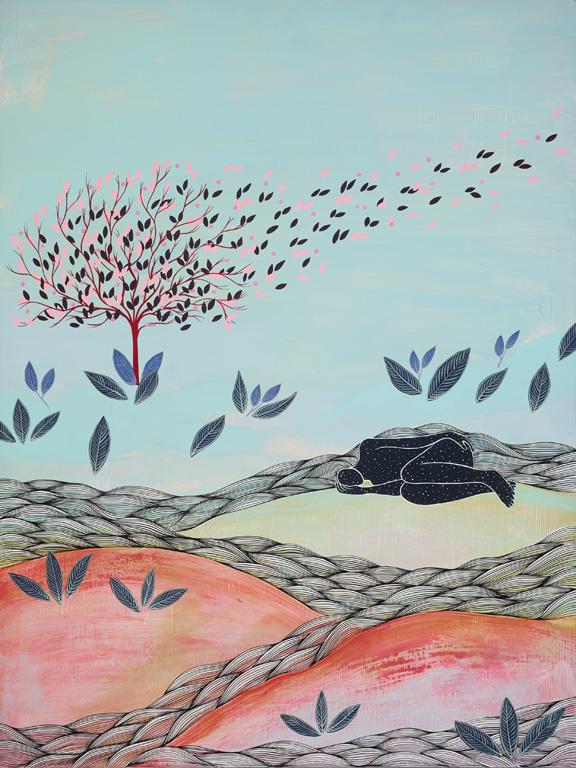 Hannah Dansie – Sleep Through The Rest Of My Days - $575
