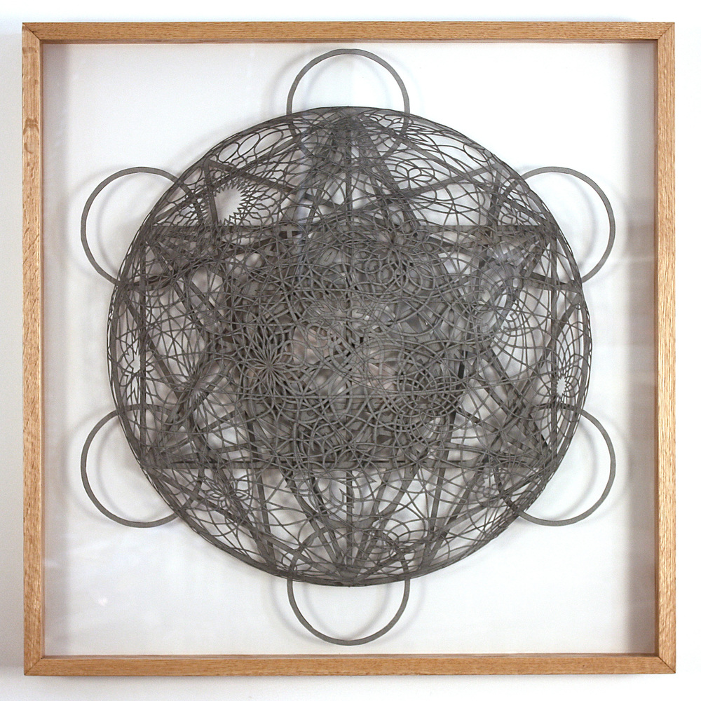 Oracular Metatronic Heliospectrascopic Enneagram -  $2500