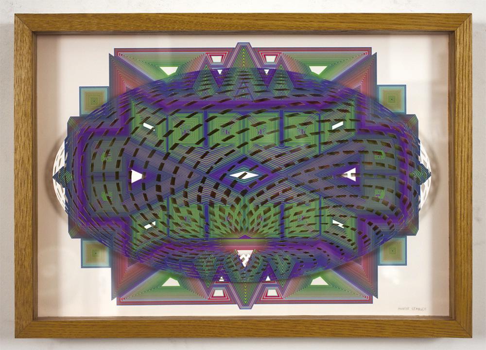 Undulating Faberge Ovum 4 - $800