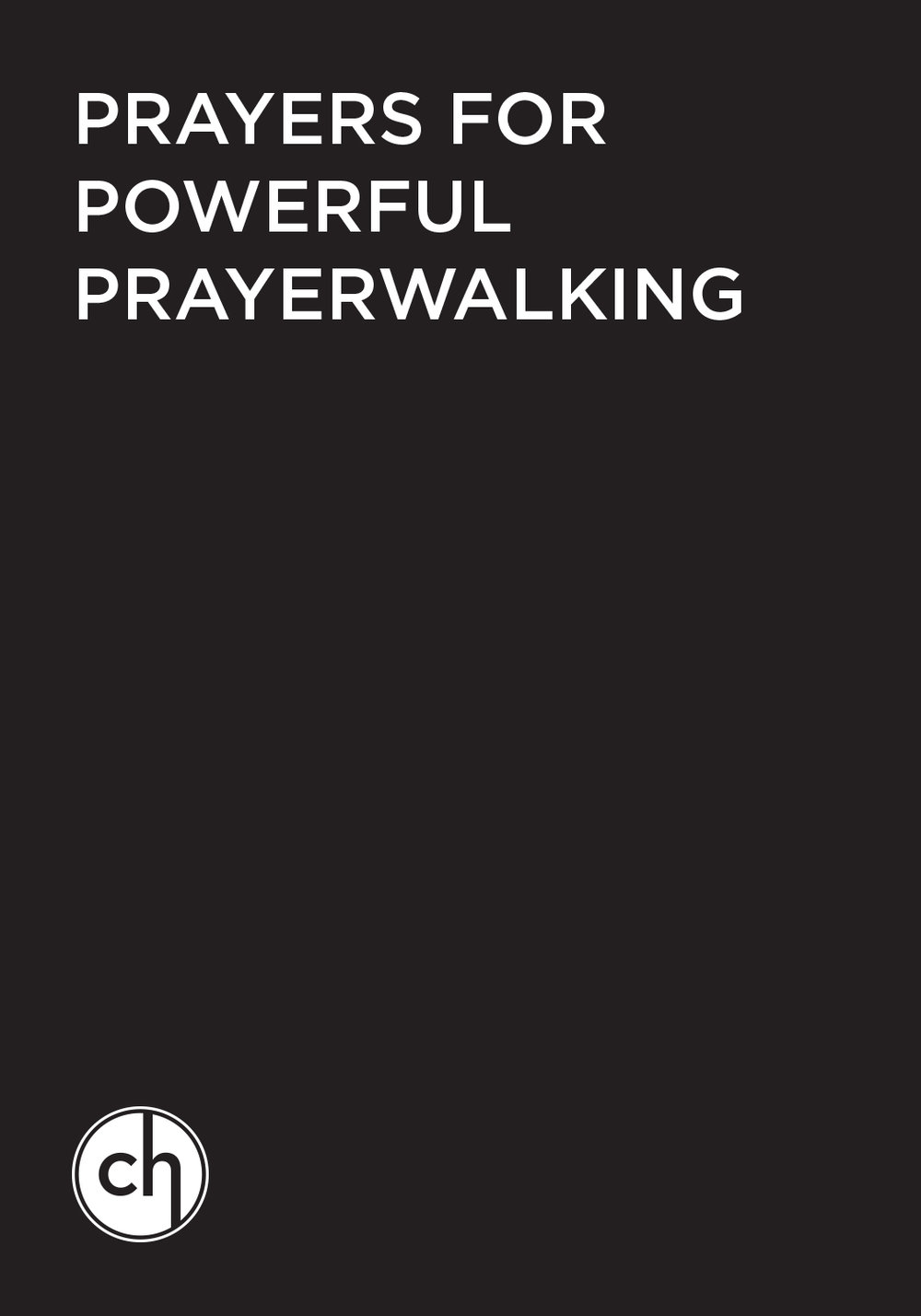 You can download this little booklet of instructions and prompts for the Great Day of Prayer.