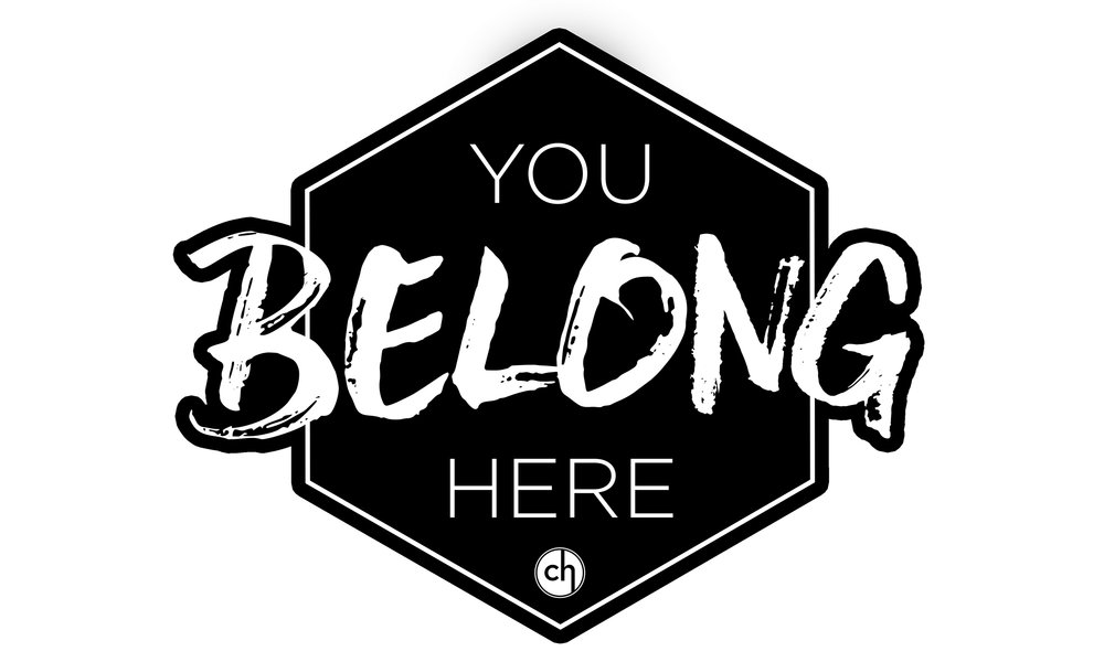 You Belong Here 1: Leviticus (August 13)    You Belong Here 2: Genesis (August 20)    You Belong Here 3: Luke (August 27)