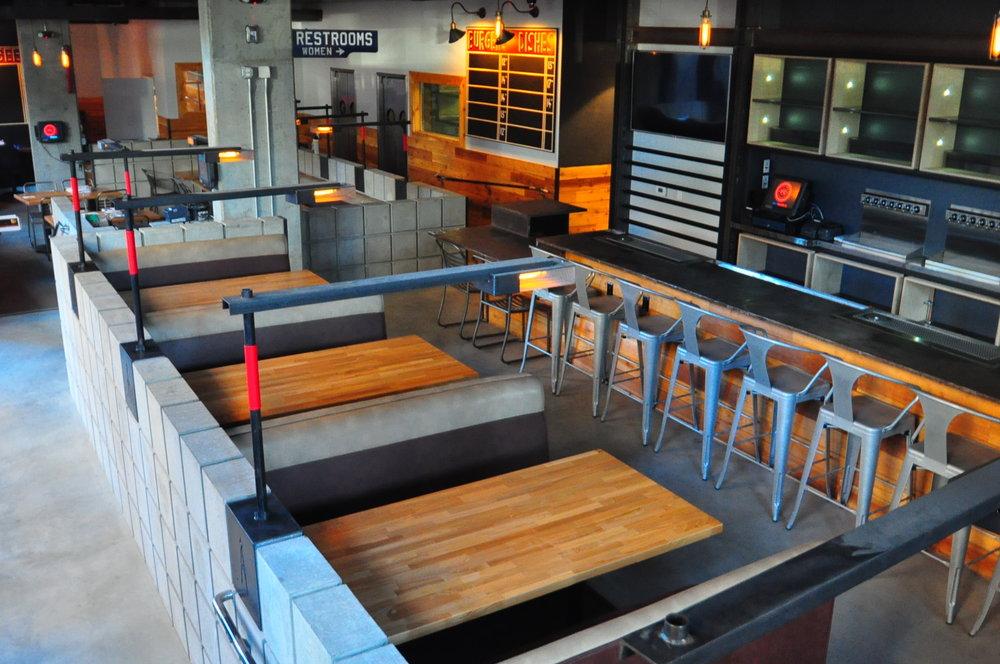 plan check kitchen+bar wilshire -