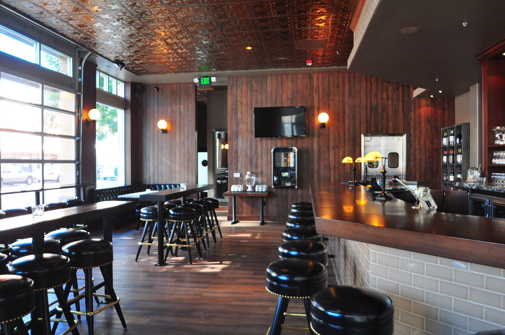 the stave bar -