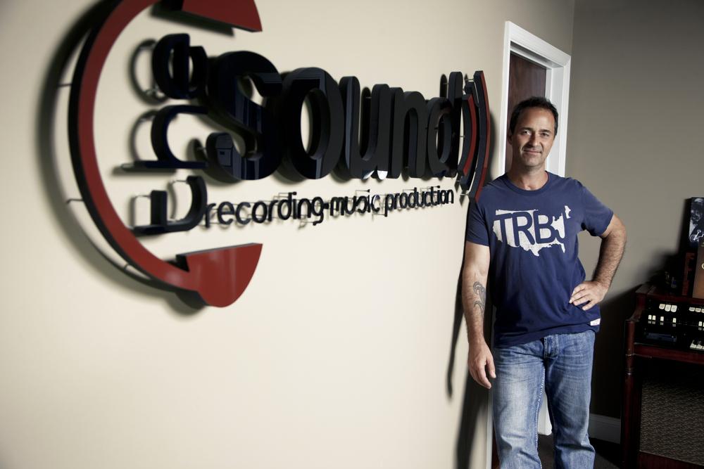 Record your music at The Sound recording studio Hilton Head Island