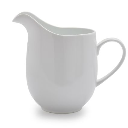 10. Porcelain pitcher