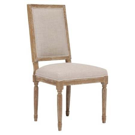 12. Cole Valley Dining Chair Wood (Set of 2)