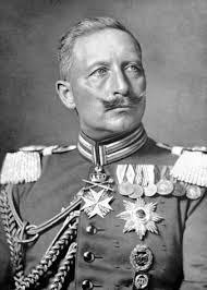 Emperor Wilhelm II of Preussen