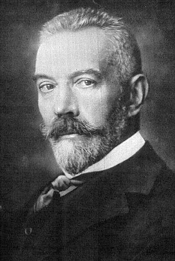 Chancellor Theobald von Bethmann Hollweg