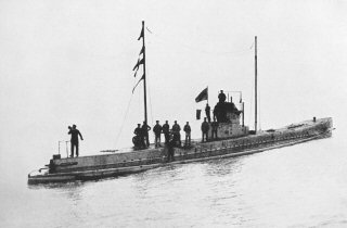 U-28, the submarine that sank the SS Falaba