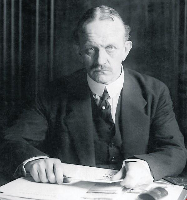 Count Johann Heinrich von Bernstorff