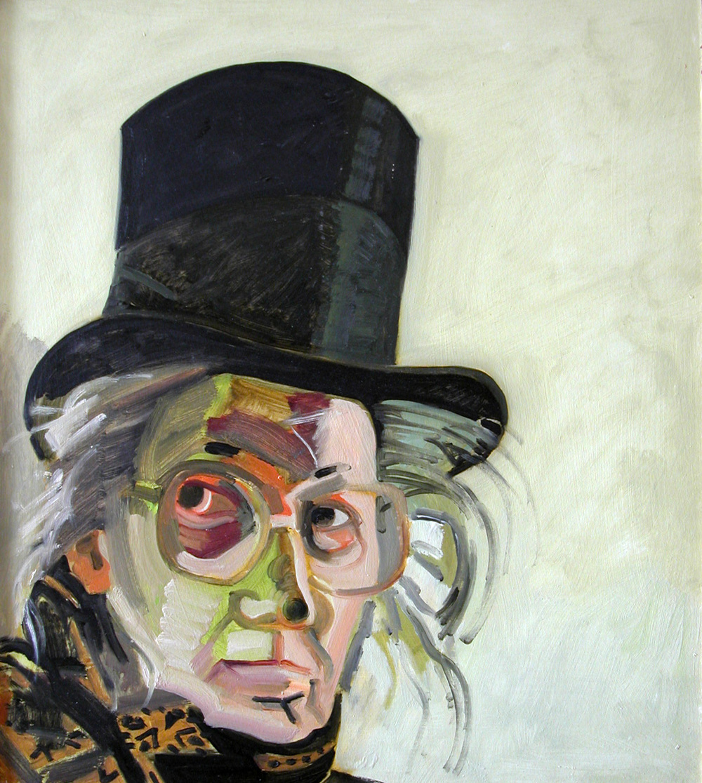 Self-Portrait