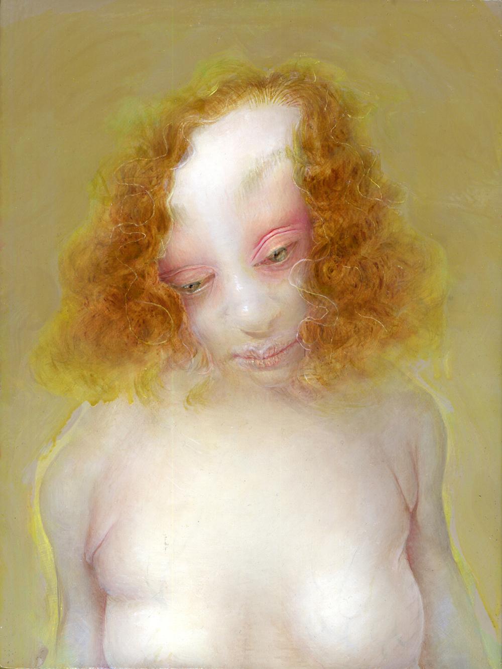 Portrait (Pink Eyelid)