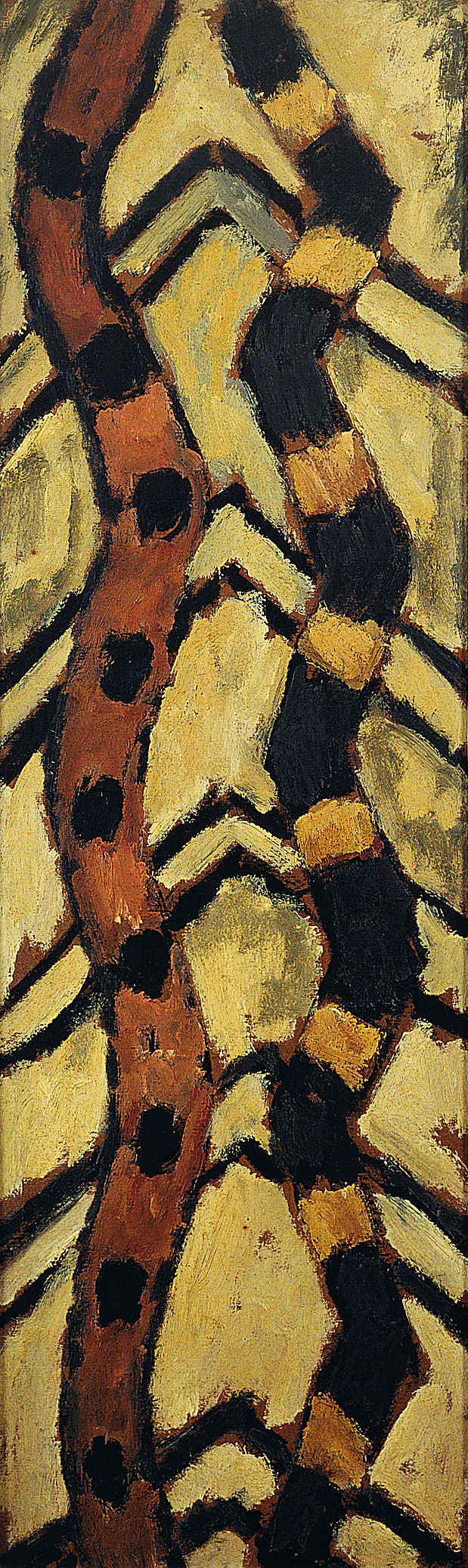 Motif from African Textile I