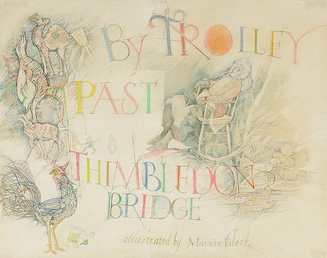 Thimbledon Bridge page 7