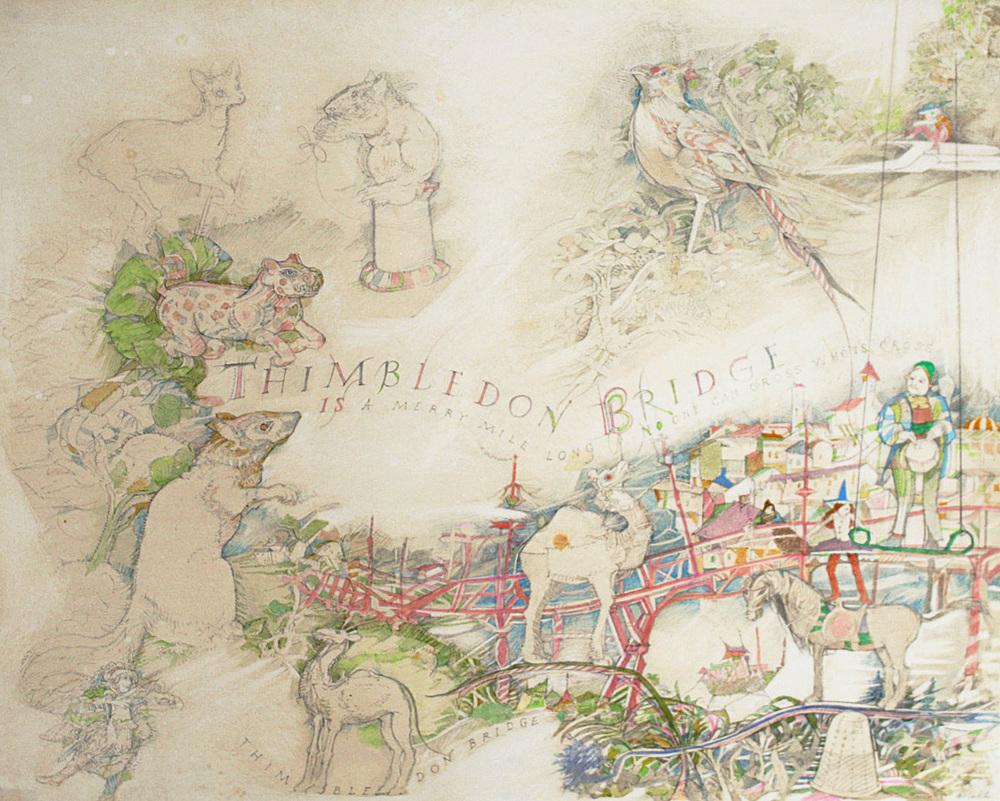 Thimbledon Bridge page 18