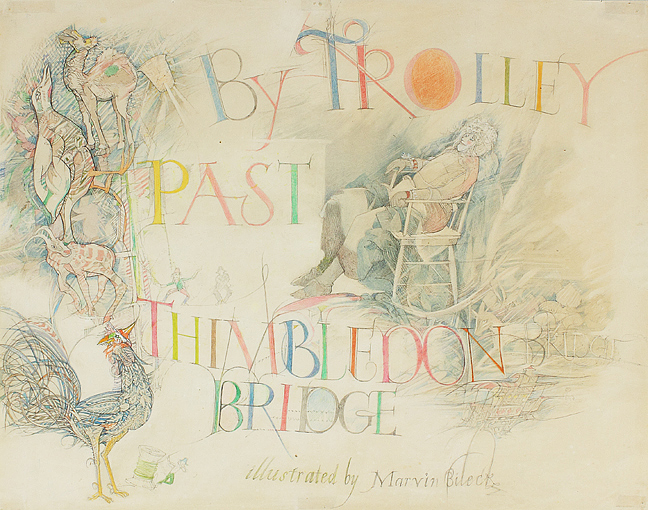 Thimbledon Bridge Title Page