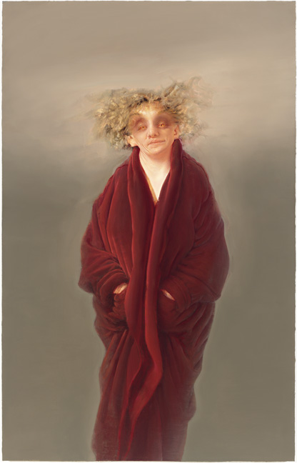 Portrait (Red Robe)