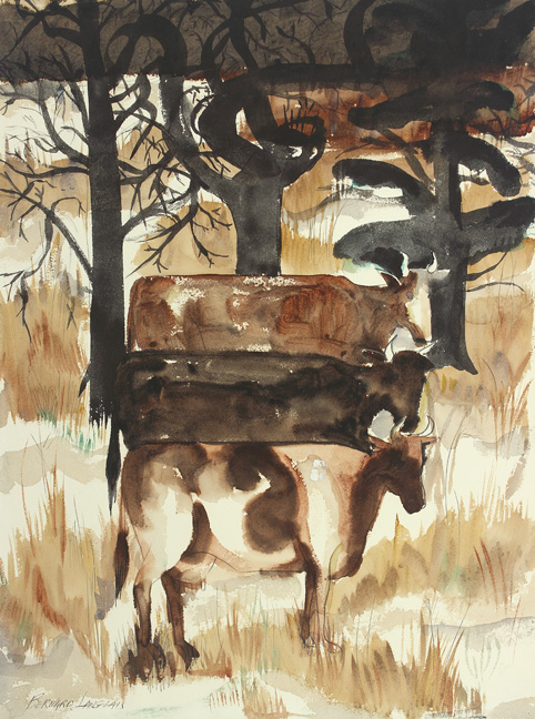 Trees and Cows