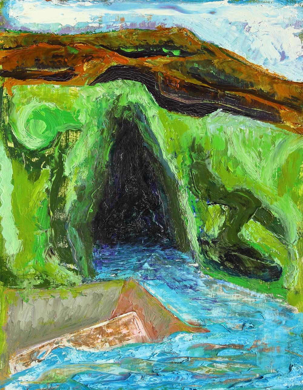 Grotte II (Ornans)
