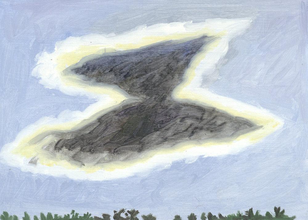 Cloud-anvil