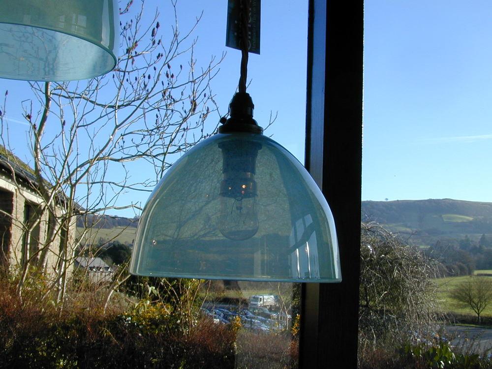 Minty lampshade eirian 2
