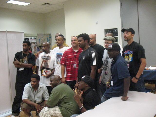 Onyxcon 1 - 2009