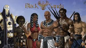 BLACK SANDS !