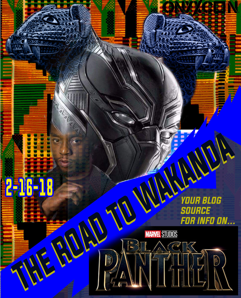 ONYXCON will be your Road to Wakanda!
