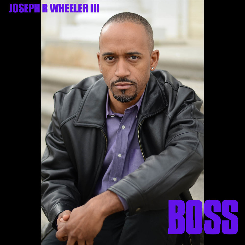 Joseph R Wheeler III stars as The BOSS - Joseph R Wheeler III is a true ATLien, born and raised in Atlanta, GA. Known first as a visual Artist he completed foundation studies Pratt Institute of Brooklyn, NY, and his BFA in 1997 at Atlanta College of Art (now SCAD Atlanta). In 2009 Wheeler founded the pop art cultural convention ONYXCON, LLC. The 'Made in Georgia' film industry boom led to a paradigm shift in 2014 as Joseph transitioned his creative talents toward a dream of acting, writing, and producing films. He has had roles/features in Day Black, Domestic Seduction, Brothers In Atlanta, Being Marry Jane, Mann and Wife, Black Lightning, Black Panther, Dynasty, Ozark (season 2),  and Kevin Hart's Night School.  An ONYXCON Commercial 2017 co-starring Theresa Sullivan was his 1st project with industry partner and friend director Lamont Gant of Creative Genius Films. The short entitled BOSS is Wheeler's first film! @jrw3art on fb @jrw3Artist on ig