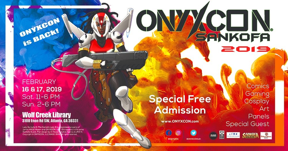 ONYXCON+SANKOFA+at+Wolf+Creek+Library+2019%21