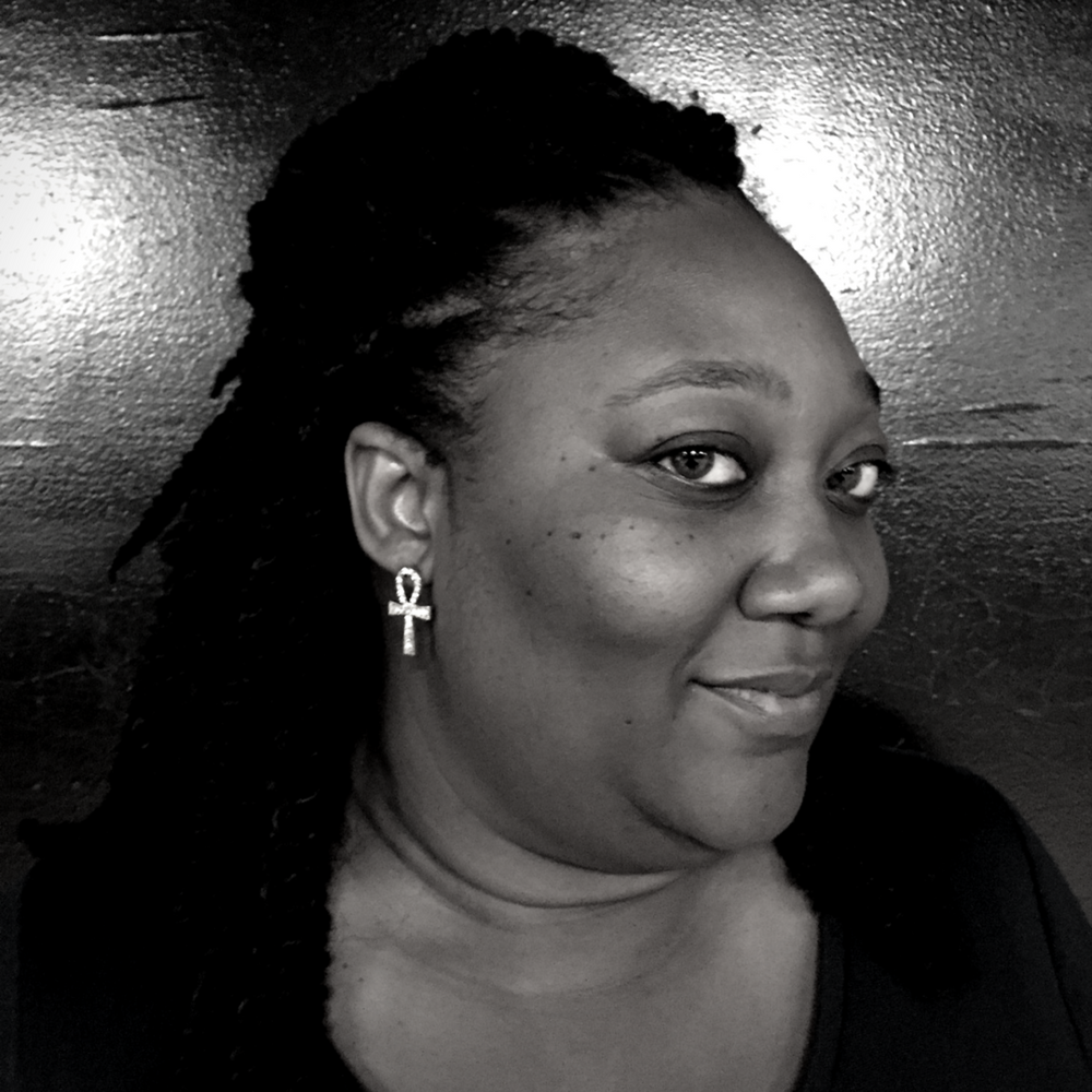 Terryca C. Taylor is  from Murfreesboro,  NC. She works in  Durham, NC with her nonprofit US  Outreach. She loves every  person she meets. She is happy to be  free. -