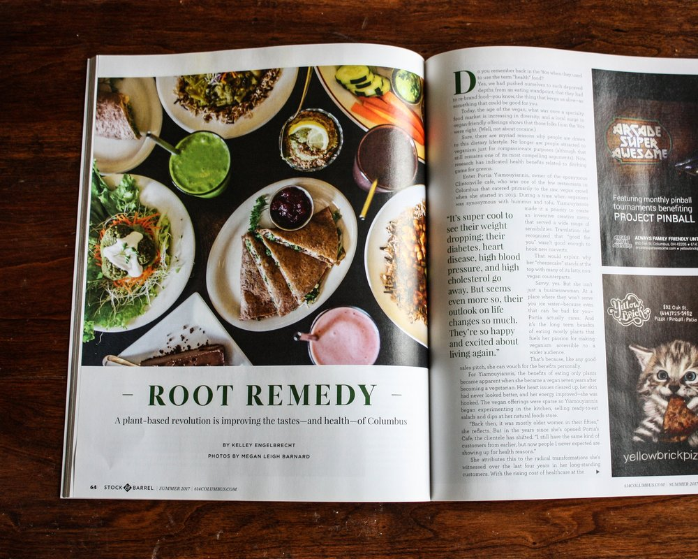 June 2017: Root Remedy