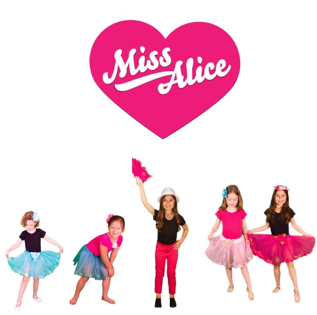 Dance With Miss Alice