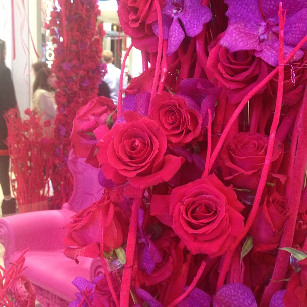 #Macy's #Flower Show- another close up of the pergola. We're obsessed!