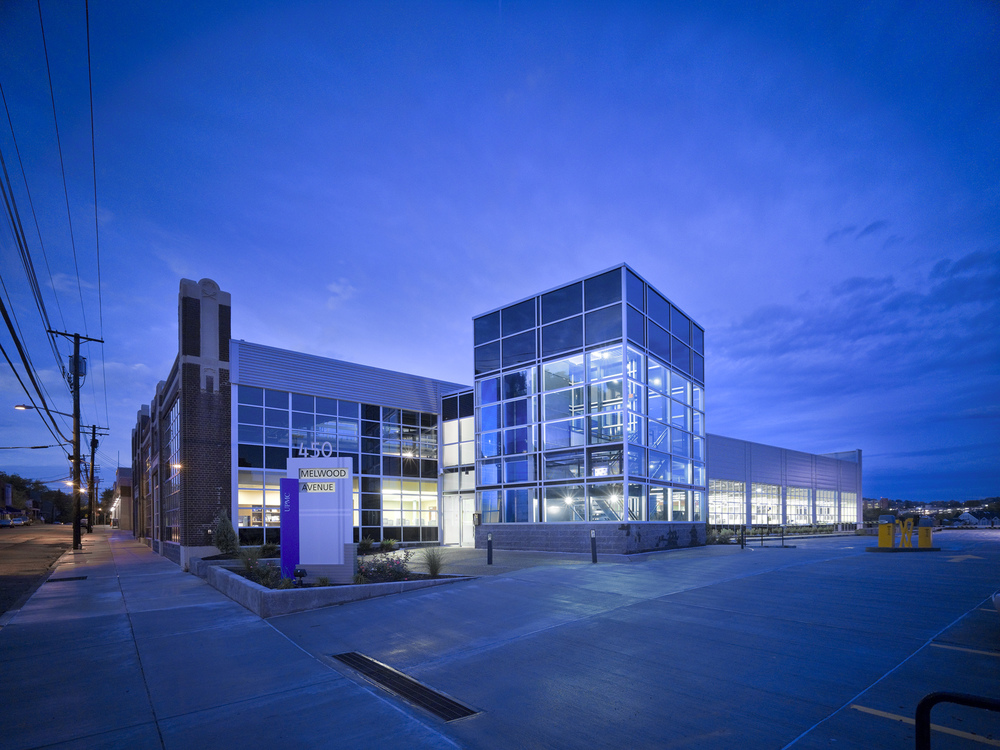 UPMC Melwood Technology Center