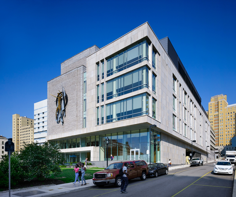 University of Pittsburgh  Graduate School of Public Health
