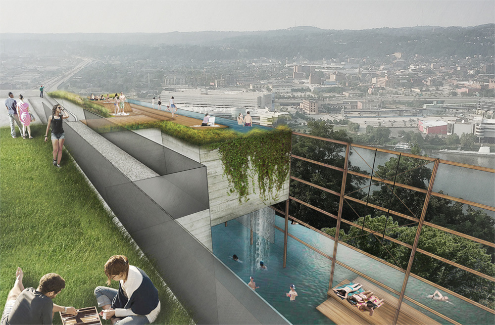 R3A's AIA Award Winning Young Architects Studio Competition Design