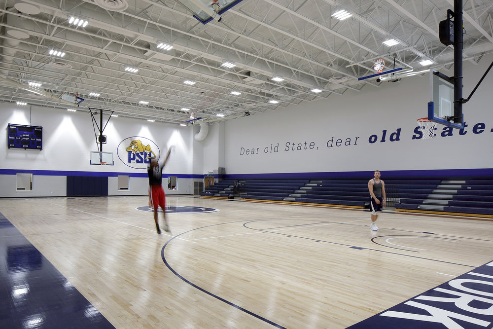 Penn State University - York Ruhl Student & Athletic Center