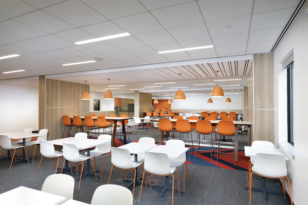 PNC Consumer Loan Center  Cafe and Office Renovation