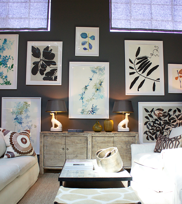 Bungalow-Vert-art-wall