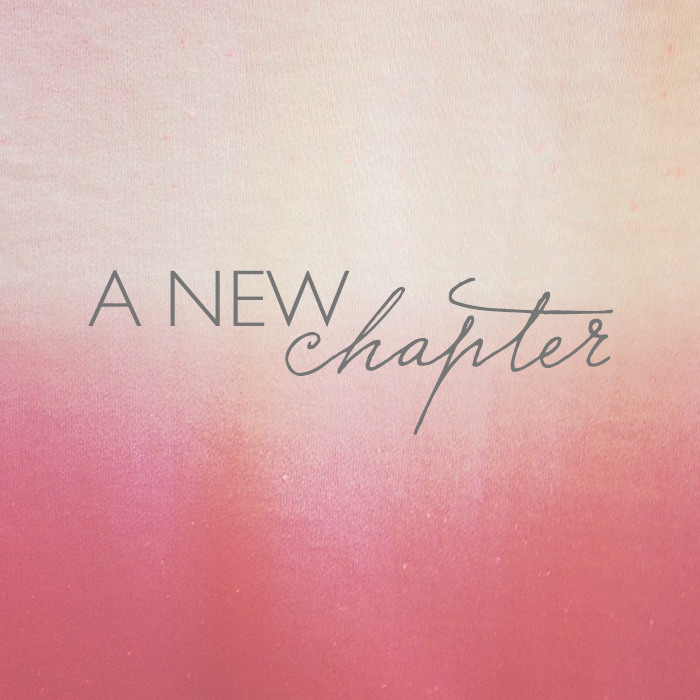 A New Chapter | CLOTH & KIND