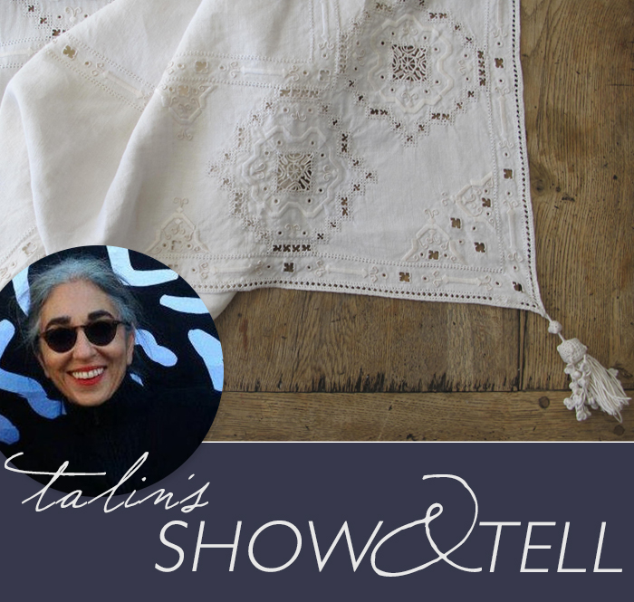 Show & Tell: Talin Spring | CLOTH & KIND