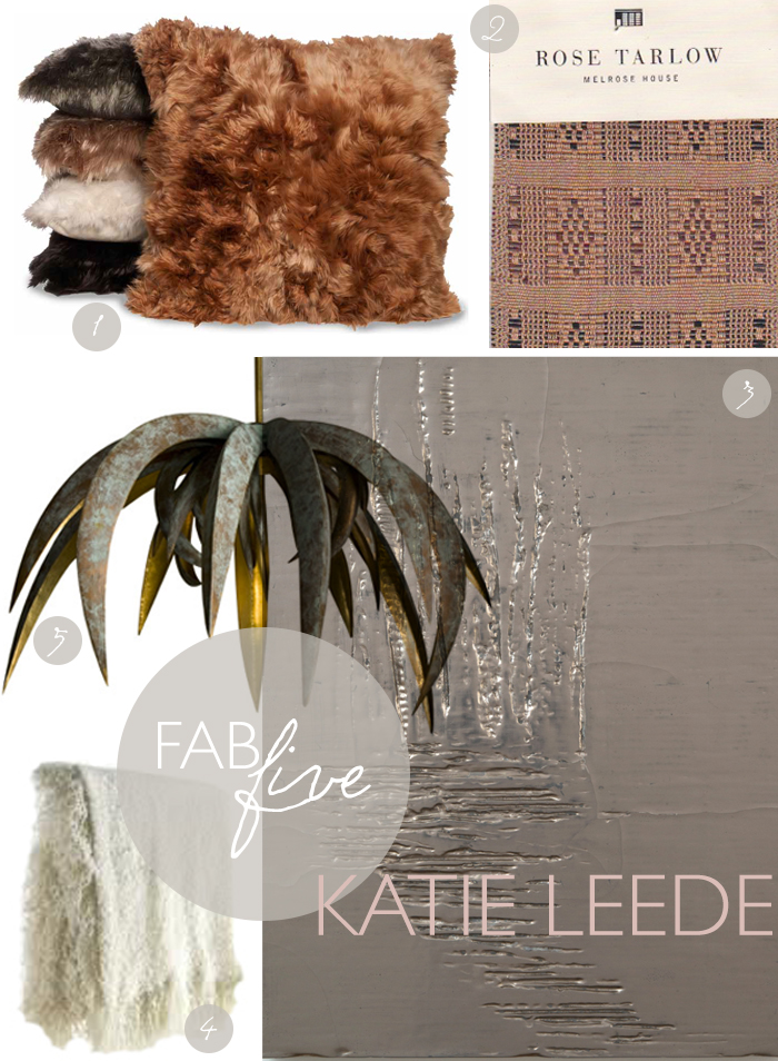 Fab Five: Katie Leede